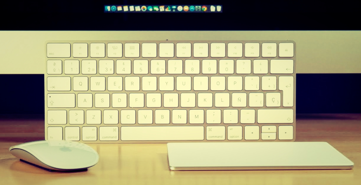 Discover what's new about Apple: Magic Mouse 2, Magic Trackpad 2 and Magic Keyboard