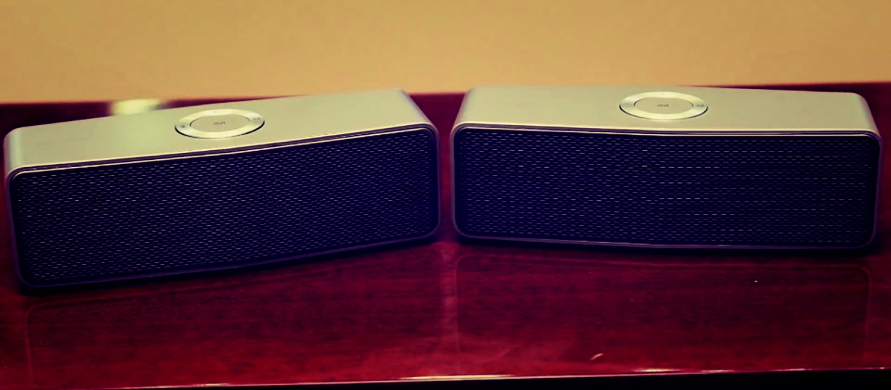 LG Music Flow: a good speaker for your mac or any iDevice