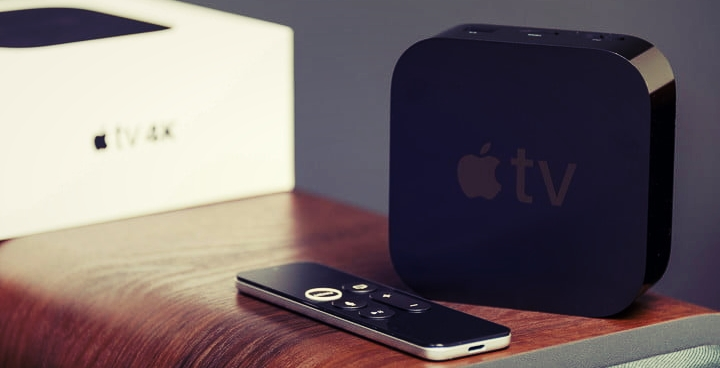 Apple TV A new concept in watching TV